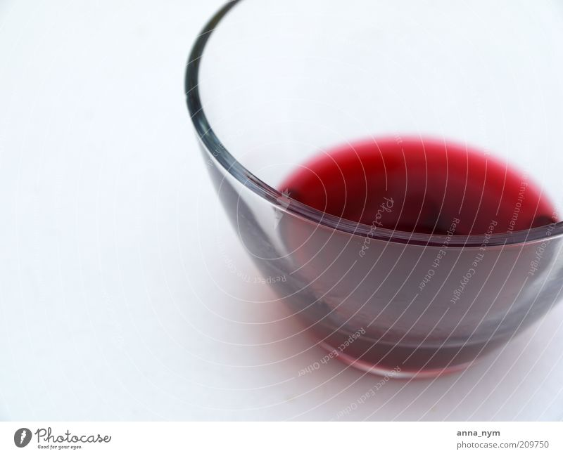 Red Colour Beverage Sweet Fluid Section of image Bowl Partially visible Juicy Juice Cold drink Nutrition Food photograph Fruity Macro (Extreme close-up) Cherry juice