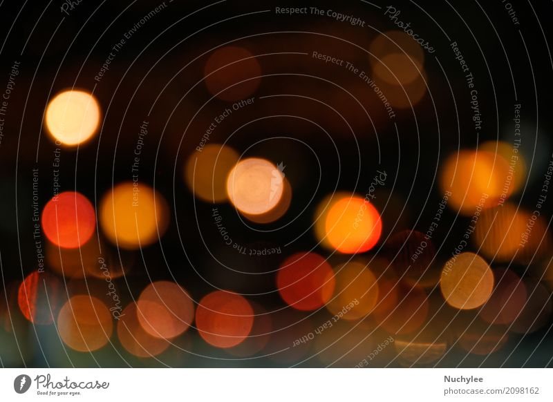 abstract of bokeh Colour Red Eyes Yellow Exceptional Design Decoration Bright Glittering Elegant Point Illuminate Transparent Glow Effect