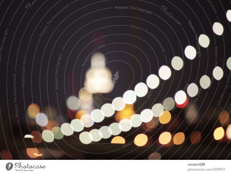 Beautiful City Vacation & Travel Calm Far-off places Art High-rise Bridge Esthetic USA Romance Skyline Retirement Wanderlust New York City Visual spectacle