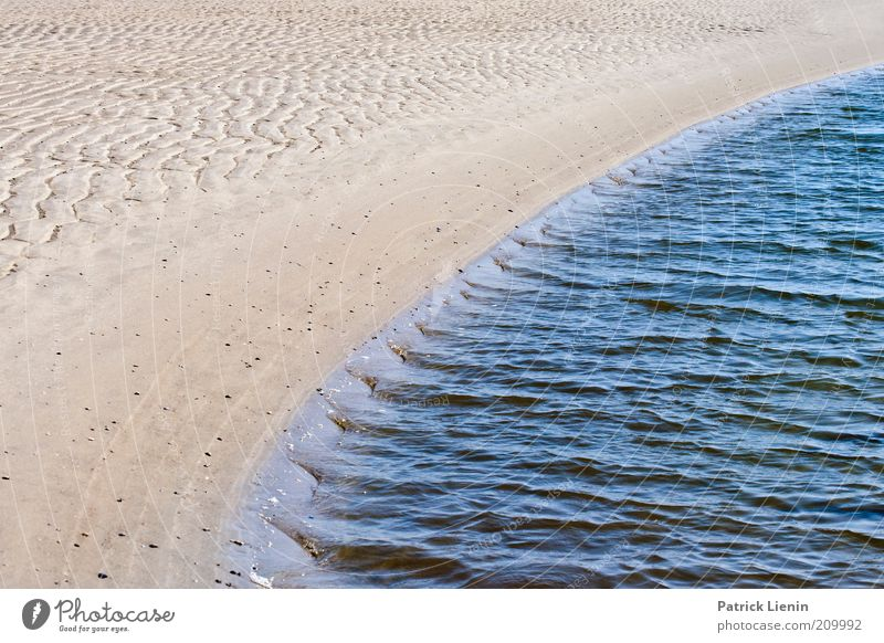 Still Water Environment Nature Landscape Elements Earth Sand Air Summer Climate Waves Coast Beach North Sea Ocean Island Breathe Discover Relaxation To enjoy