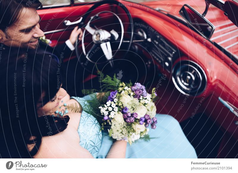 Human being Woman Youth (Young adults) Man Red 18 - 30 years Adults Love Feminine Family & Relations Happy Masculine Elegant Bouquet Lovers Relationship