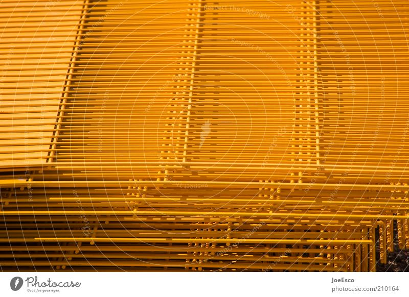 Yellow Line Industry Construction site Craft (trade) Fence Barrier Stack Grating Section of image Industrial Fenced in Mesh grid Metal grid
