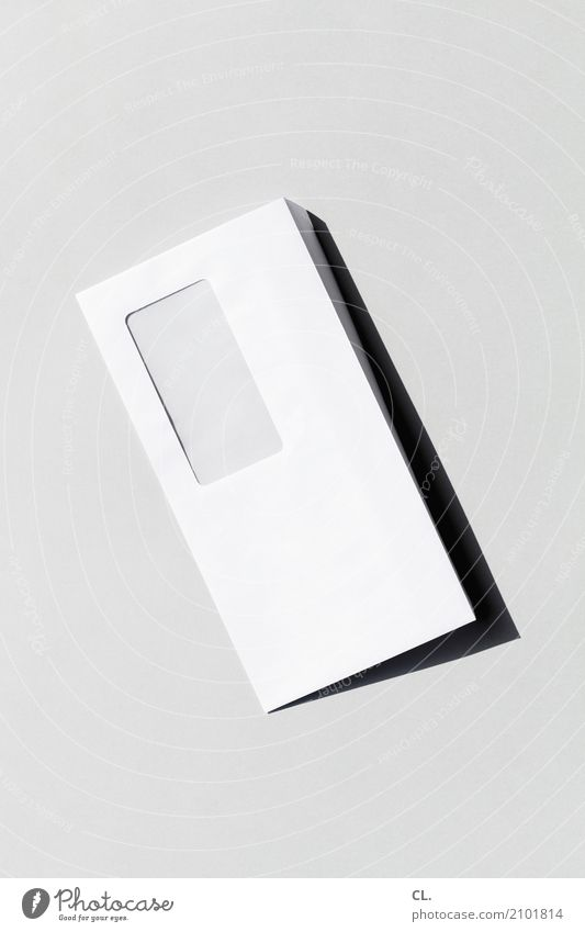 Office Communicate Paper Simple Letter (Mail) Stationery Office work Envelope (Mail)