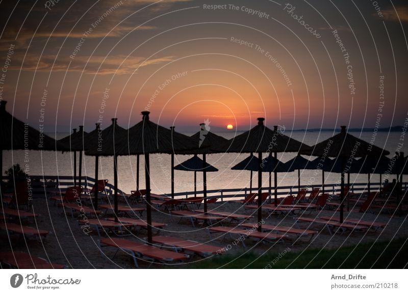 Sky Sun Ocean Summer Beach Vacation & Travel Calm Relaxation Meadow Happy Empty Arrangement Multiple Romance Kitsch Clean