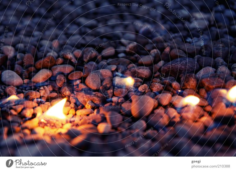 Stone Dream Fire Illuminate Elements Hot Fantastic Burn Whimsical Destruction Flame Surrealism Gravel Environmental pollution Pebble