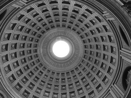 cupola Vacation & Travel Tourism Trip Sightseeing City trip Exhibition Museum Architecture Rome Vatican Italy Capital city Deserted Manmade structures Building