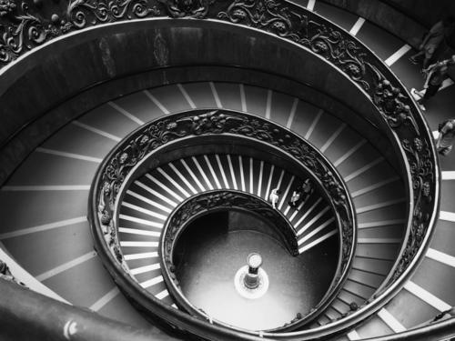 Vacation & Travel Old Architecture Life Tourism Trip Stairs Esthetic Joie de vivre (Vitality) Italy Historic Round Curiosity Tourist Attraction Handrail