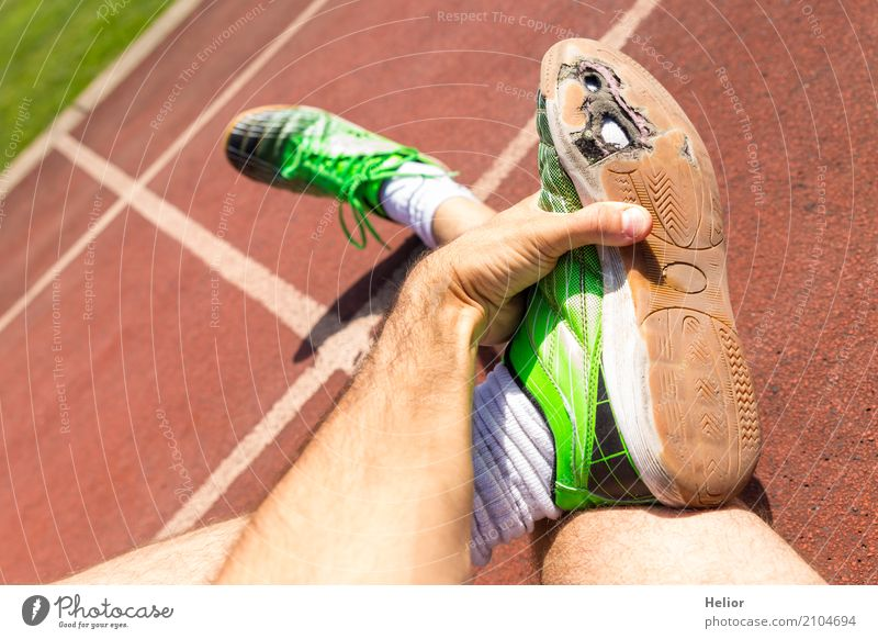 Human being Man Green Hand Black Adults Sports Feet Brown Sit Broken Fitness Athletic Thin Surprise Stress