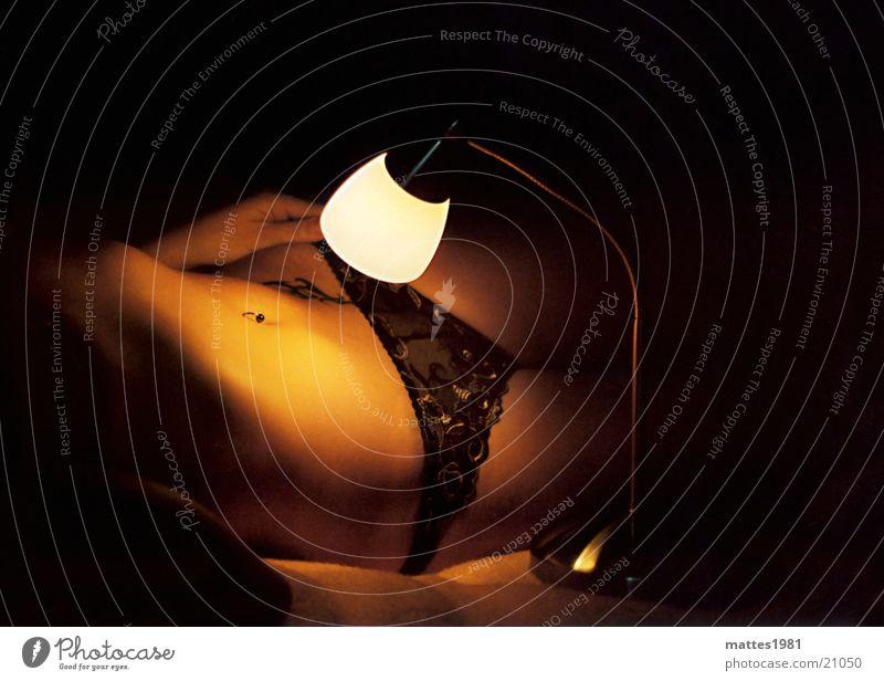 Woman Calm Feminine Life Lamp Sleep Curiosity Beer France Illuminate Underwear Wheat Rutting season