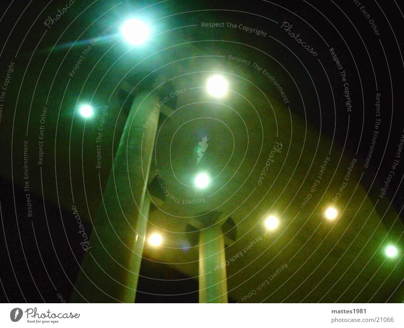 Sky Lamp Graffiti Bright 2 Lighting Architecture Star (Symbol) Roof Column Illuminate Road marking Swing