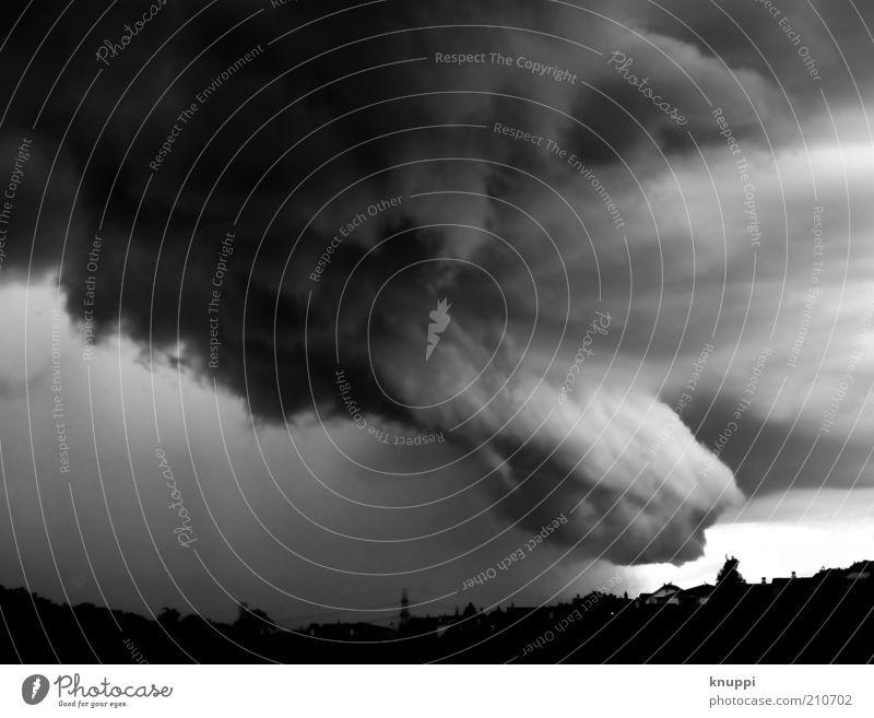 Sky Nature Water City Summer Clouds Environment Landscape Dark Air Rain Horizon Climate Threat Switzerland Storm