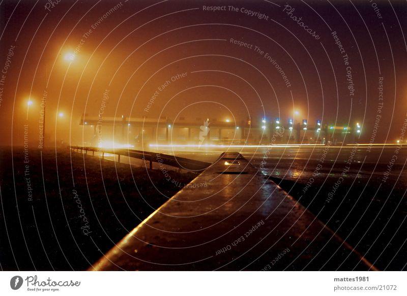 Movement Wait Germany Fog Europe Break Border France Exposure Highway Rest Stop