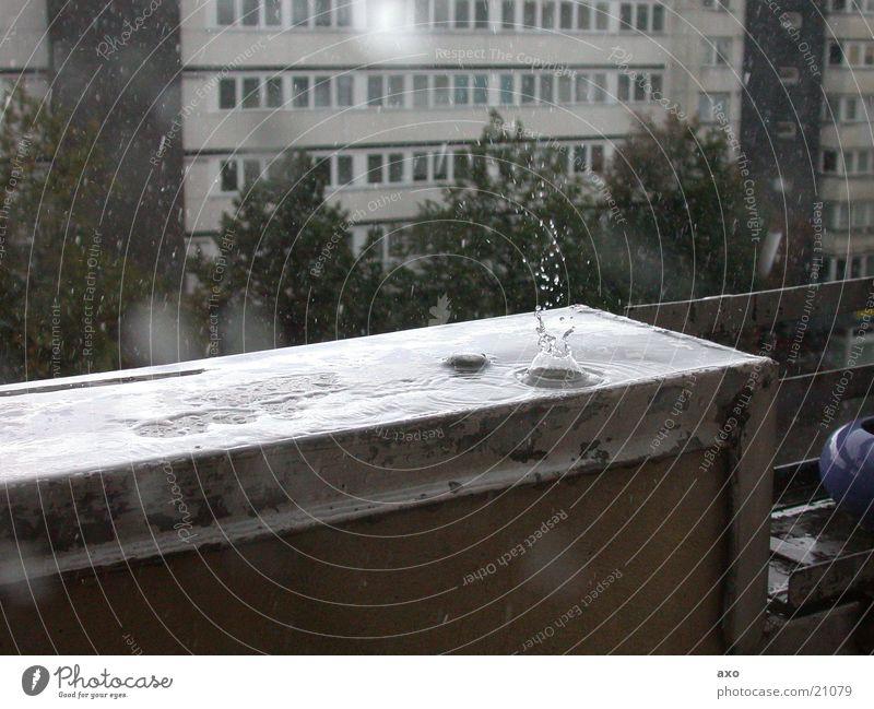 Rain Drops of water