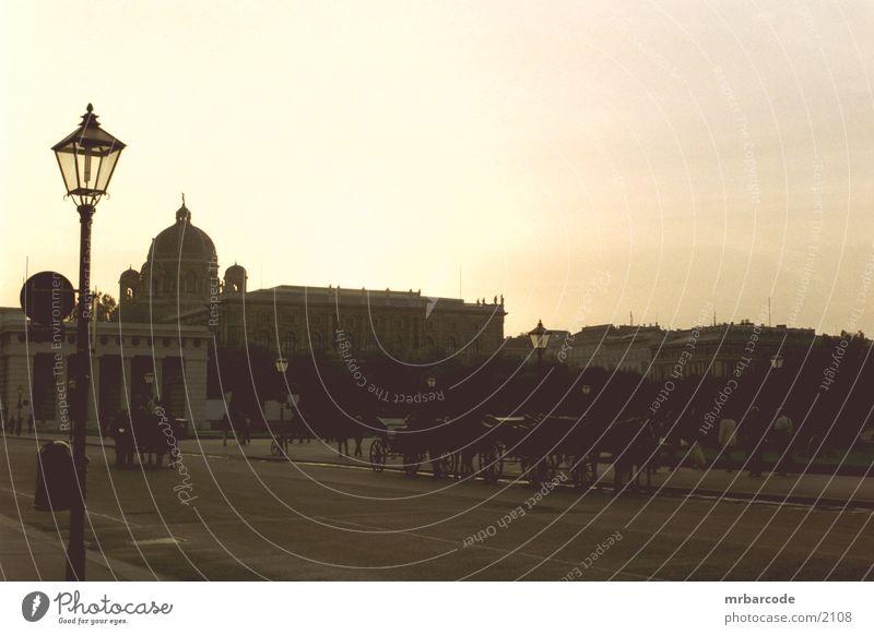 Sun Autumn Moody Vienna Austria Photographic technology