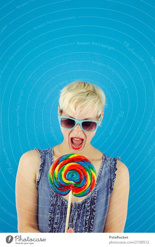 #A# Sugar bite 1 Human being Bizarre Energy Leisure and hobbies Joy To enjoy Happy Idea Uniqueness Inspiration Shopping Kitsch Trade Joie de vivre (Vitality)