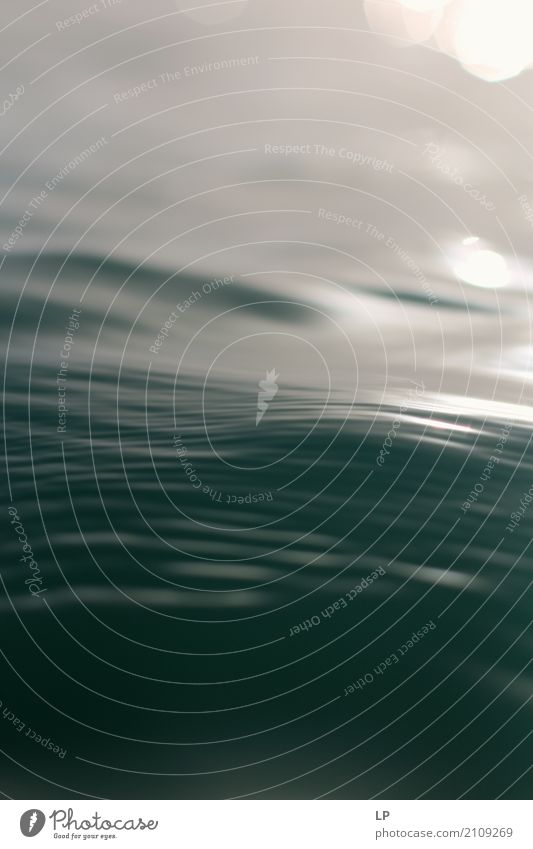 surface of water Vacation & Travel Ocean Relaxation Calm Beach Life Lifestyle Emotions Background picture Movement Lake Contentment Waves Island Wet