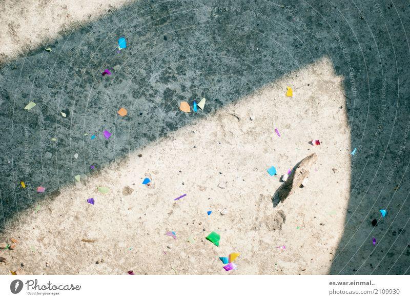 Party Glittering Ground Confetti Glitter