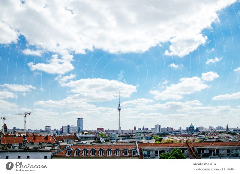 Berlin Mitte Vacation & Travel Tourism Trip Adventure Far-off places Freedom Sightseeing City trip Summer Living or residing Flat (apartment)