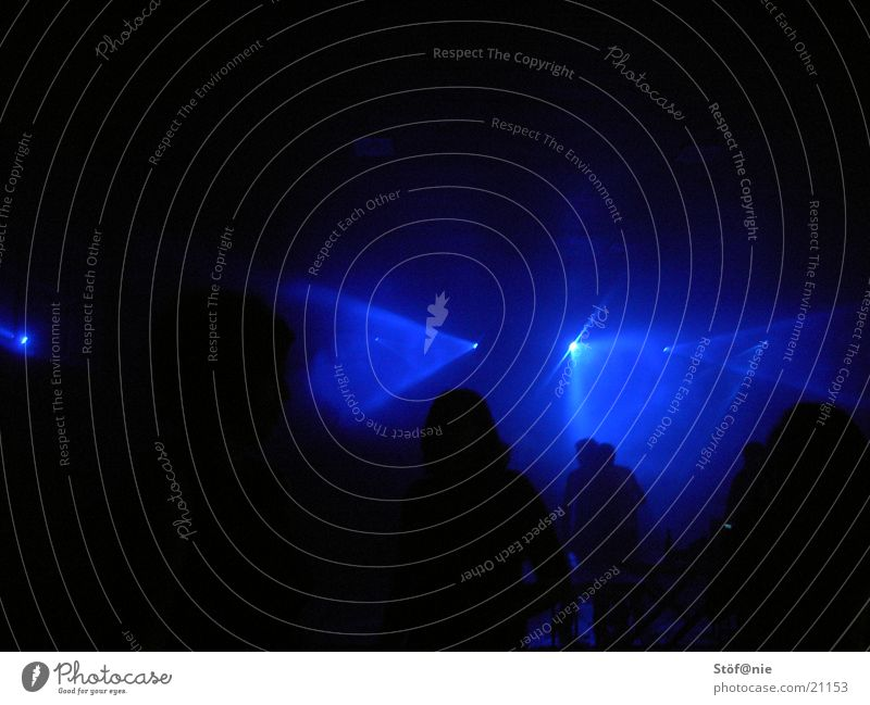 Blue Party Music Group Feasts & Celebrations Disco Light show Laser show