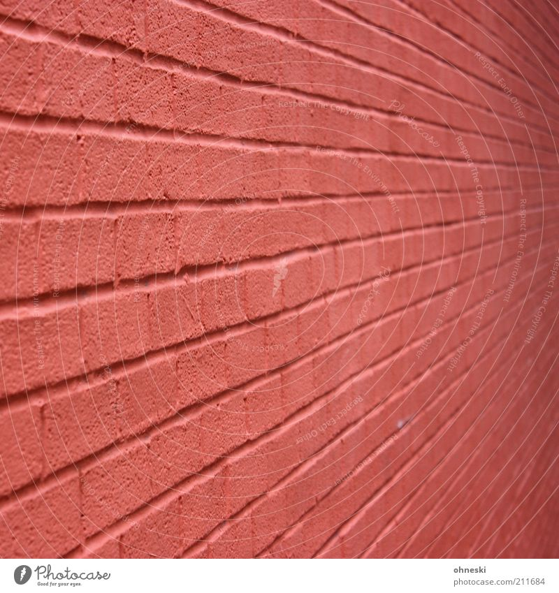 Red House (Residential Structure) Wall (building) Wall (barrier) Architecture Facade Safety Construction site Protection Craft (trade) Brick Strong Manmade structures Symbols and metaphors Copy Space Things