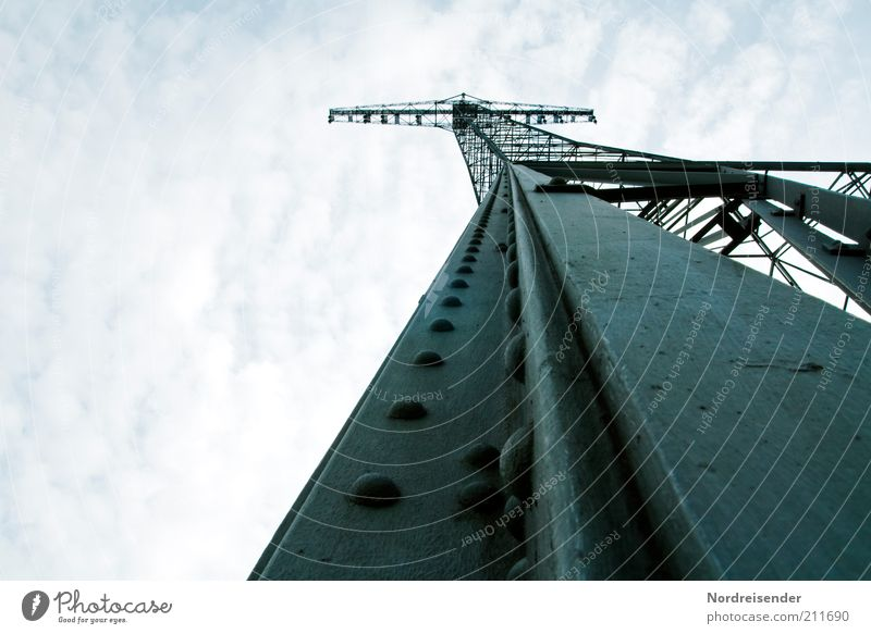 Sky Vacation & Travel Architecture Power Elegant Energy industry Tall Trip Esthetic Technology Planning Industry Manmade structures Past Monument