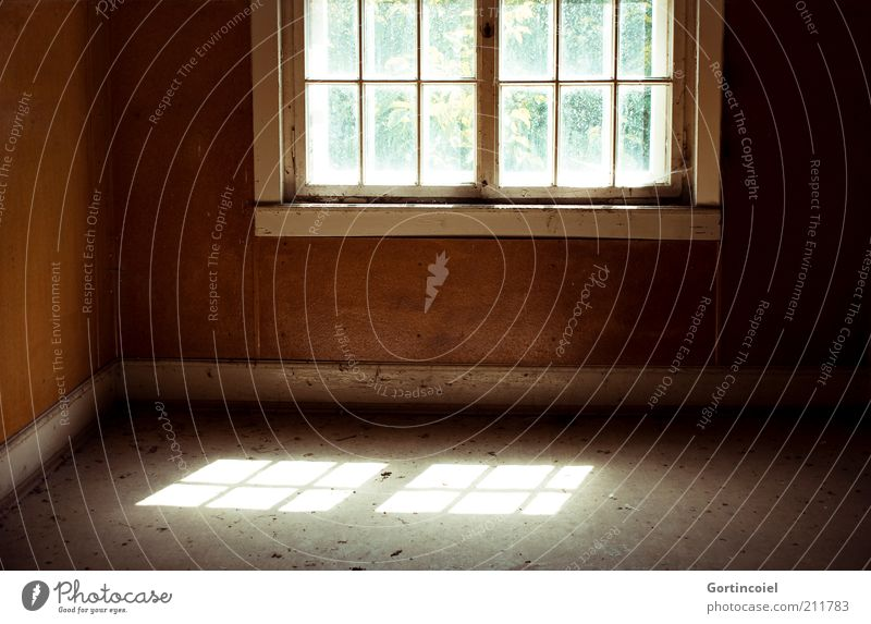 Old House (Residential Structure) Dark Wall (building) Window Wall (barrier) Building Brown Dirty Empty Broken Floor covering Derelict Ruin