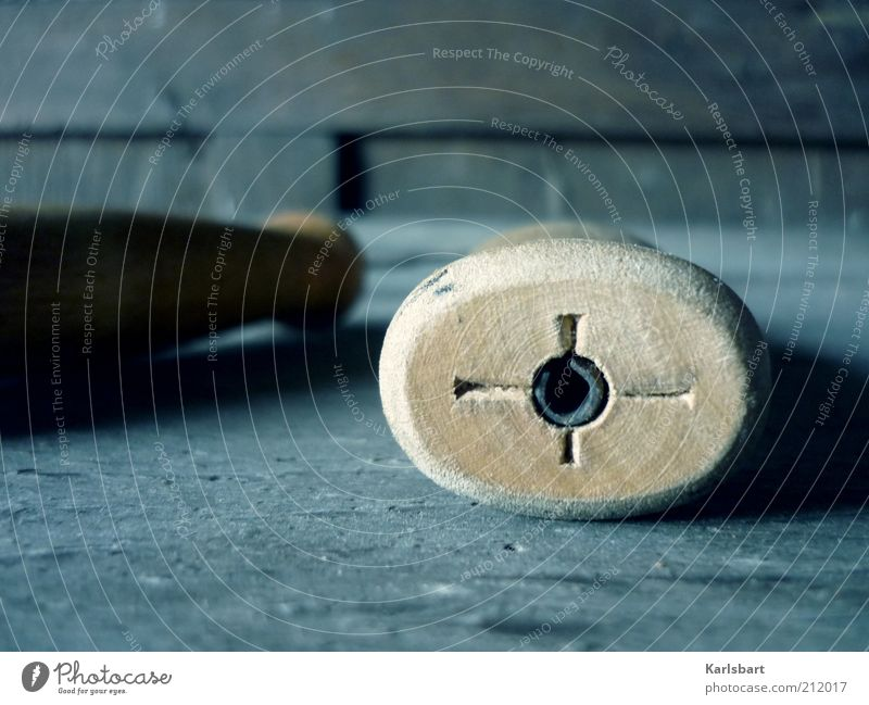 target. Leisure and hobbies Handicraft Tool Wood Metal Sign Crucifix Line Work and employment Round Gray Perspective Target Future Knives Aim Table Joinery