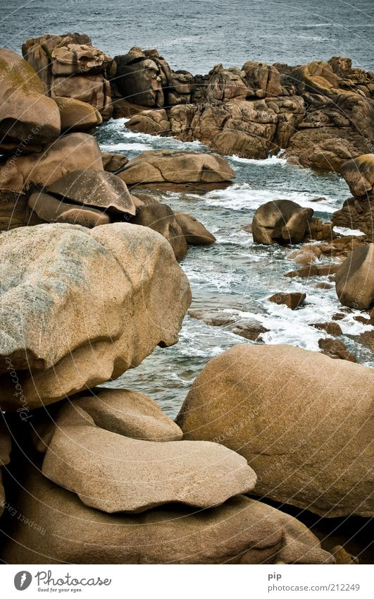 Nature Water Ocean Vacation & Travel Stone Brown Coast Waves Wet Rock Tourism Uniqueness Natural Bay Elements