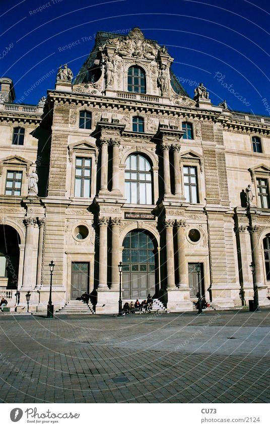 LOUVRE 05 Paris Louvre Manmade structures Architecture