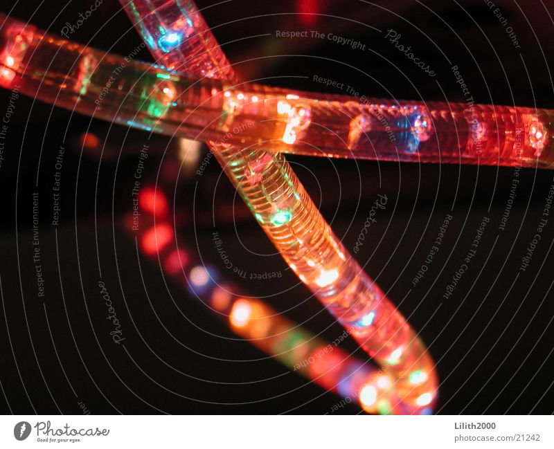 Lamp Glittering Disco Fairy lights