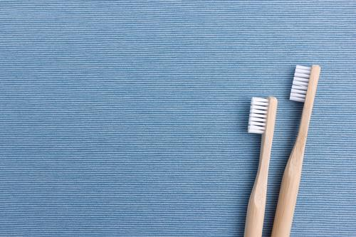 toothbrushes Beautiful Personal hygiene Healthy Toothbrush Cleaning Illuminate Fresh Sustainability Blue White Virtuous Joie de vivre (Vitality) Health care