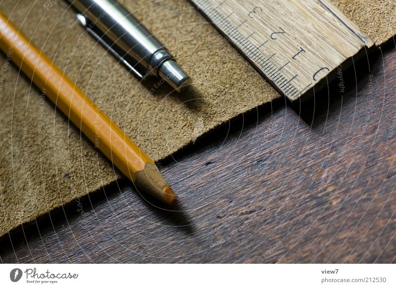 Wood Brown Elegant Arrangement Modern Esthetic Authentic Simple Things Pen Positive Leather Sustainability Value Packaging