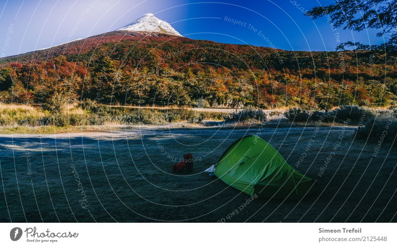 Vacation & Travel Landscape Loneliness Far-off places Mountain Autumn Freedom Tourism Leisure and hobbies Living or residing Hiking Power Adventure Uniqueness