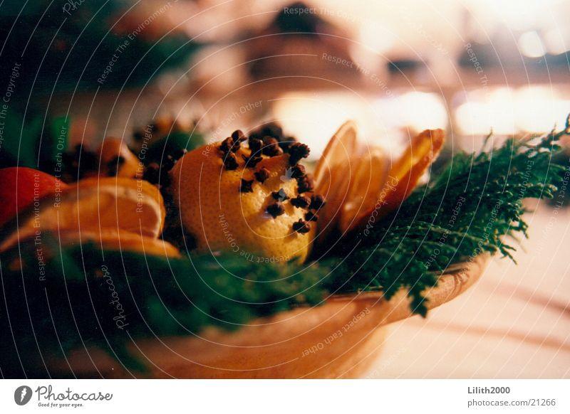 Christmas Lemon Fir tree Living or residing Christmas & Advent Orange Cinnamon Clove Bowl