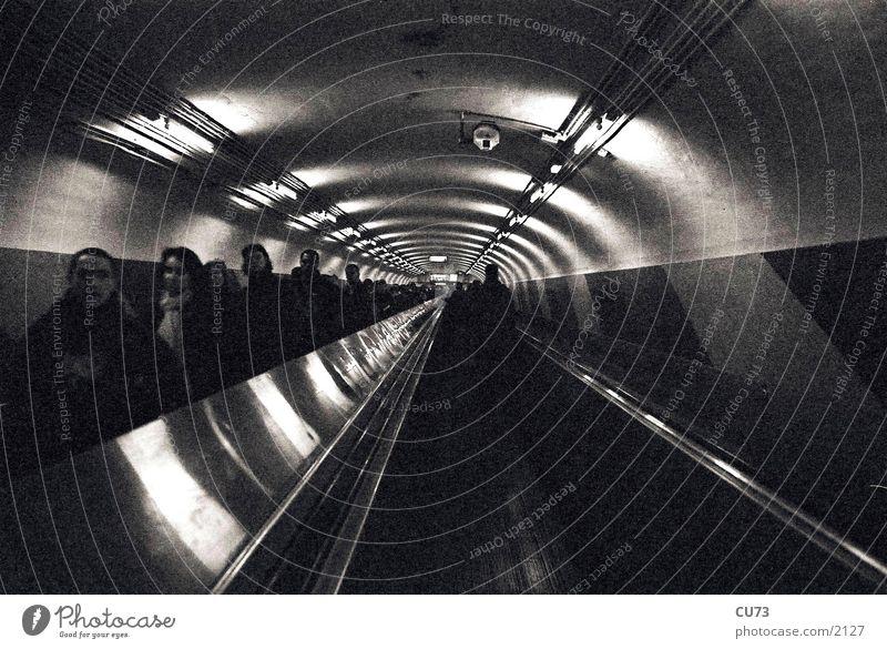 Technology Paris Underground Pedestrian Electrical equipment