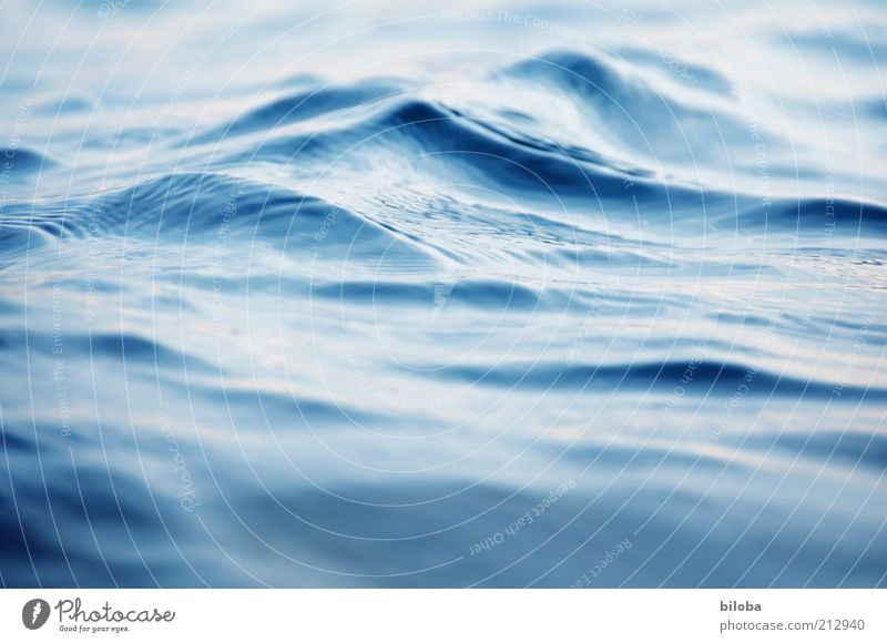 Water Blue Summer Cold Relaxation Lake Waves Background picture Wet Fresh Infinity Abstract Surface of water Habitat