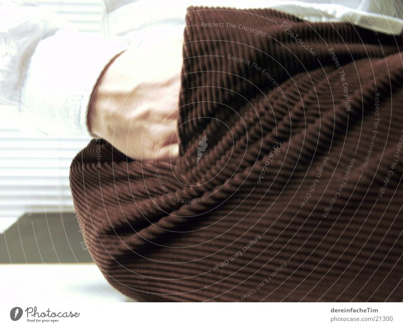 A Cord work Pants Bag Hand Shirt Easygoing Man corduroy Relaxation
