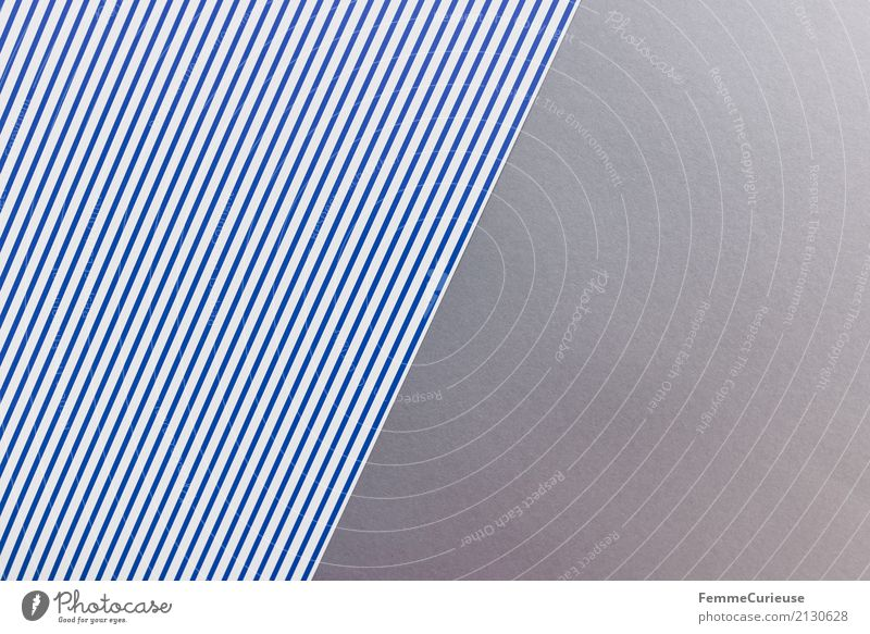 Sample (09) Paper Piece of paper Multicoloured Blue-white White Gray Bird's-eye view Graphic Geometry Structures and shapes Design Craft materials Rectangle