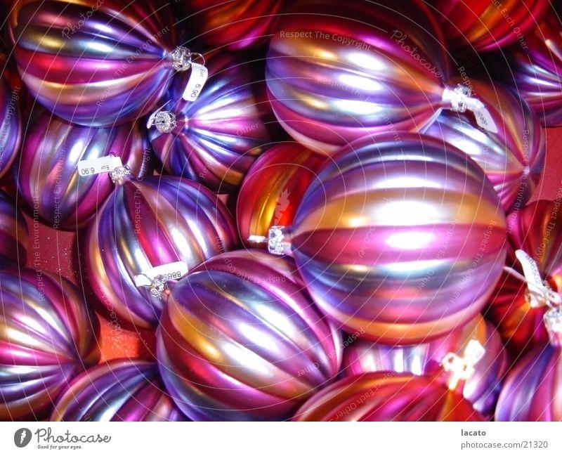 x-mas balls Glitter Ball Jewellery Multicoloured Embellish Winter Christmas & Advent Sphere Kitsch
