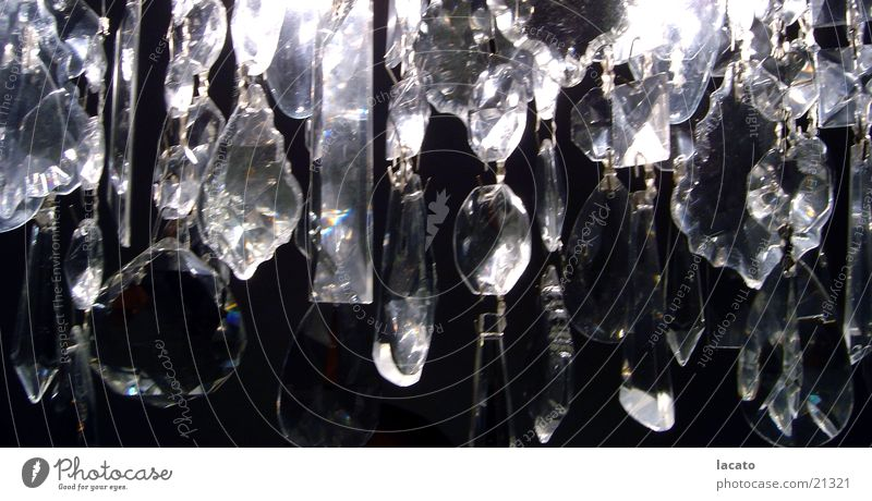 Crystal Chandelier Lamp Jewellery Crystal structure Glass