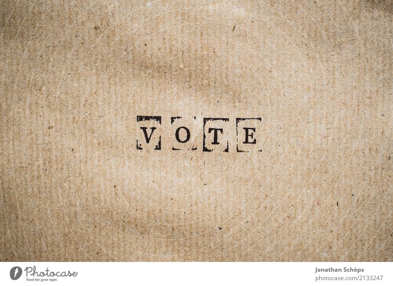 Election Call Vote for the Bundestag Election 2021 Resolve Text Select Elections Decide Indecisive Typography Characters Wood Stamp Parties Important Definite