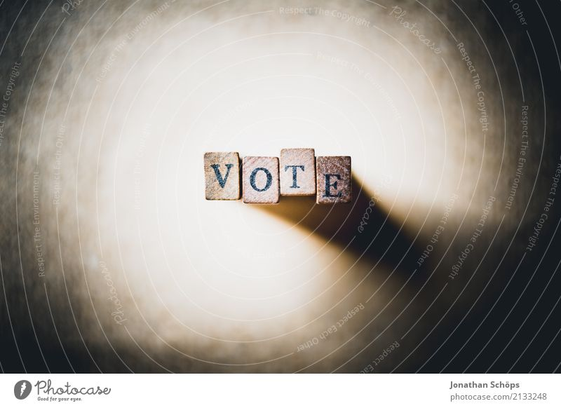 Vote Bundestag Election 2021 Resolve Text Select Elections Decide Indecisive Typography Characters Wood Stamp Parties Important Definite Parliament