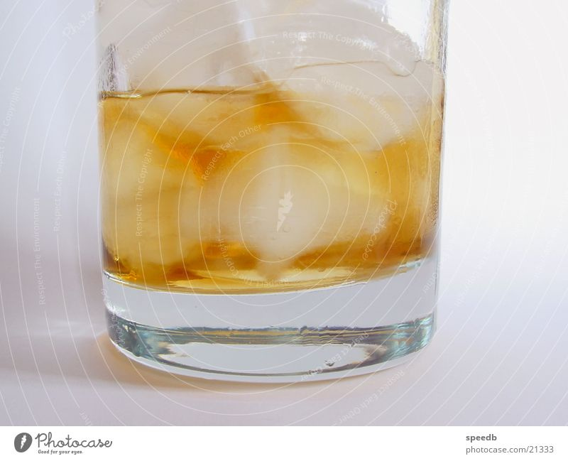 Ice Glass Alcoholic drinks Whiskey