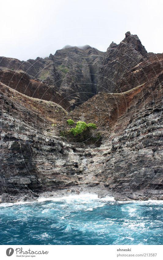 Water Sky Ocean Stone Landscape Power Coast Waves Rock Earth Island Wild Bay Elements Pacific Ocean Primordial
