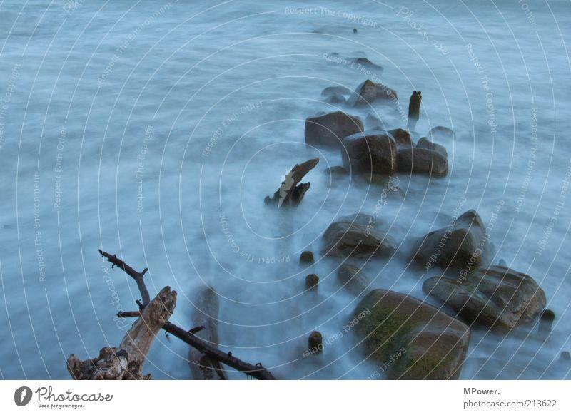 Nature Water Ocean Blue Beach Stone Brown Coast Rock Island Branch Fantastic Creepy Smoke Bay Baltic Sea