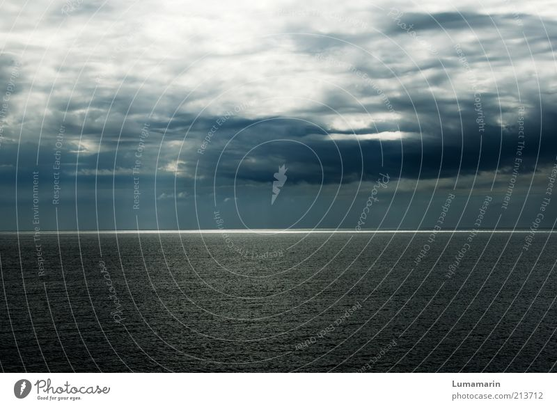 Sky Ocean Loneliness Far-off places Dark Cold Environment Freedom Sadness Earth Moody Rain Weather Horizon Power Background picture