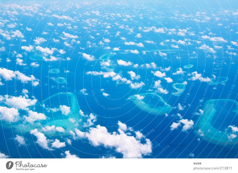 Nature Sky Ocean Blue Clouds Landscape Air Environment Free Earth Island Climate Infinity Illuminate Beautiful weather Hover