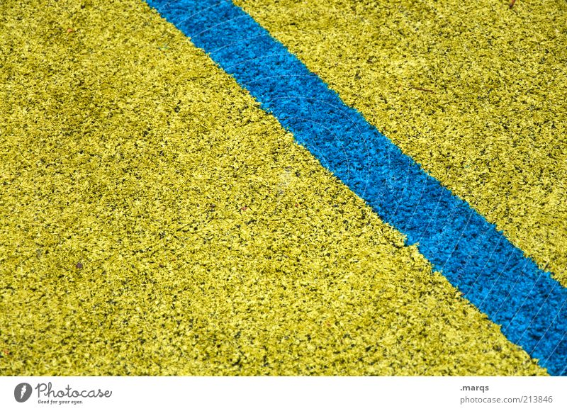 Blue Yellow Colour Style Line Background picture Design Lifestyle Arrangement Flag Floor covering Decoration Stripe Interior design Sign Illuminate