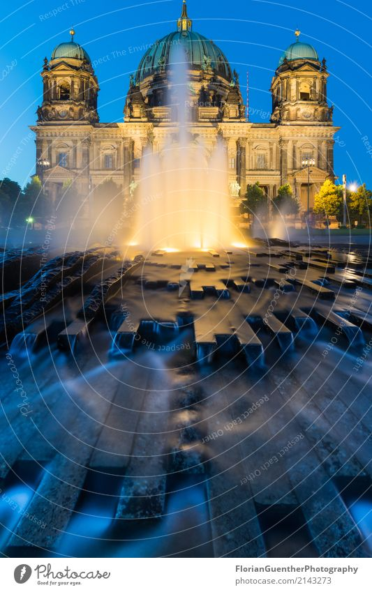 Summer closest to Berlin Cathedral Style Vacation & Travel Tourism Adventure Downtown Berlin Germany Europe Capital city Church Dome Building Architecture
