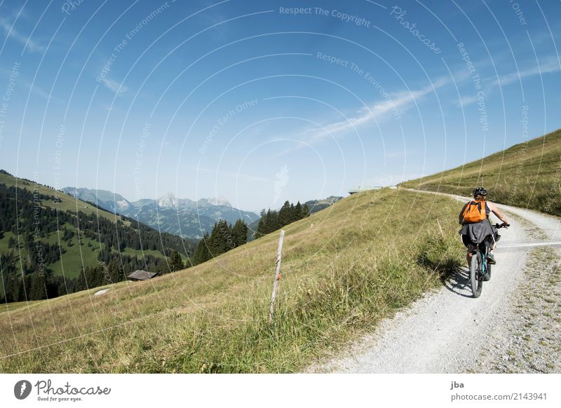 E-Bike Tour in Saanenland Life Contentment Leisure and hobbies Vacation & Travel Trip Far-off places Freedom Cycling tour Summer Mountain Hiking Sports
